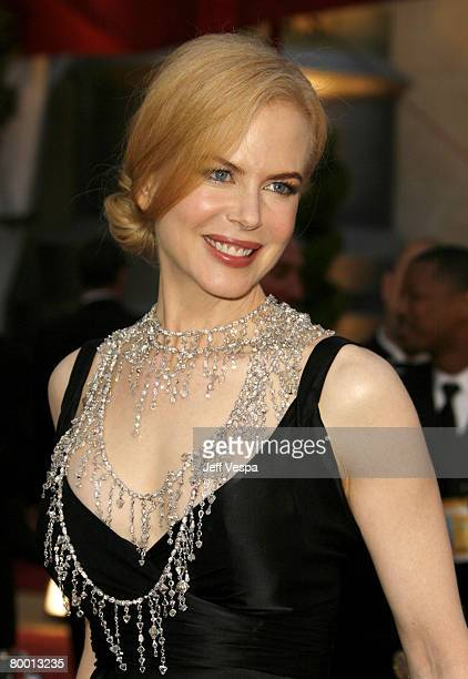 Actress Cate Blanchett attends the 80th Annual Academy Awards at the Kodak Theatre on February 24 2008 in Los Angeles California