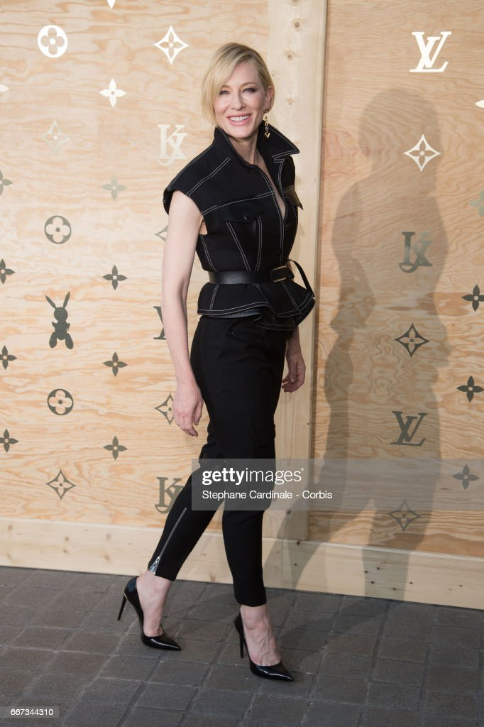 Louis Vuitton Hosts Dinner At Musee du Louvre