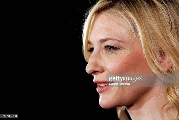 Actress Cate Blanchett attends the NIDA Foundation Trust gala event this year celebrating the dramatic arts institute's 50th birthday at their...