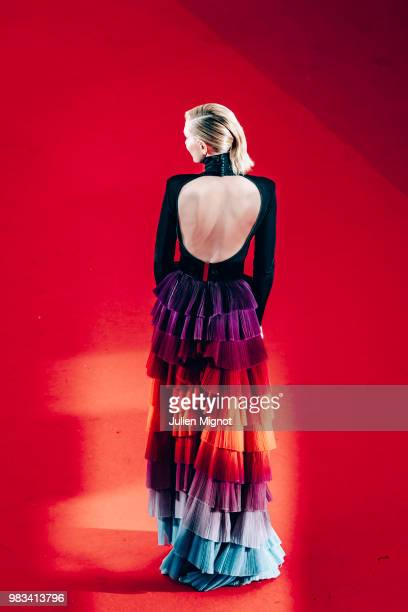 Actress Cate Blanchett is photographed for Grazia Daily on May 2018 in Cannes France