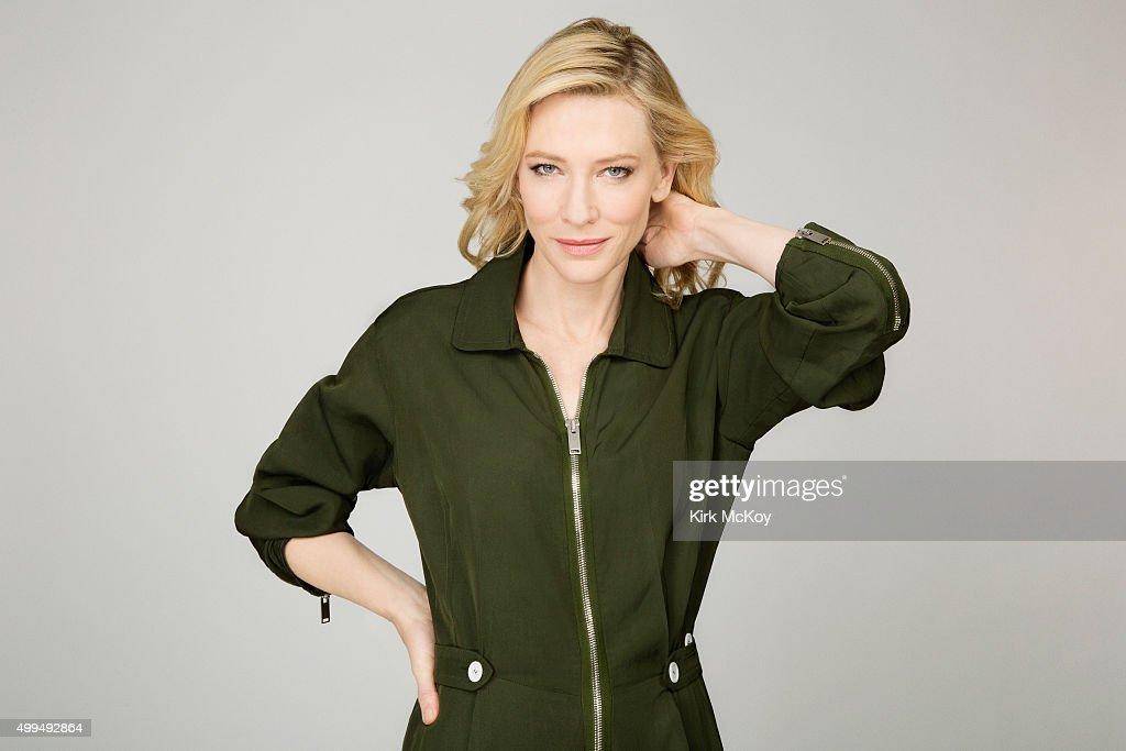 Cate Blanchett, Los Angeles Times, Novemebr 24, 2015