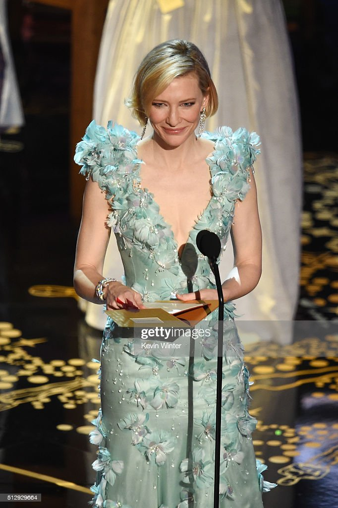 88th Annual Academy Awards - Show