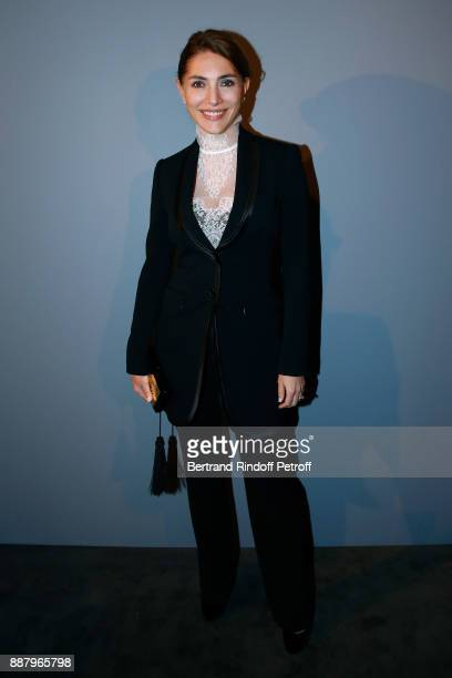 Actress Caterina Murino attends the Annual Charity Dinner hosted by the AEM Association Children of the World for Rwanda at Pavillon Ledoyen on...