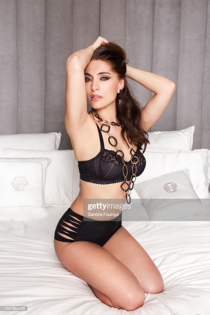 Actress Caterina Murino is photographed for Blush, on April 2018 in... News Photo - Getty Images