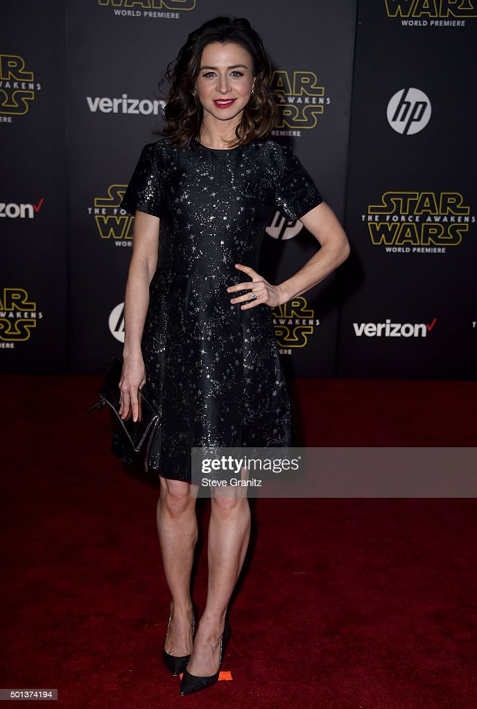 """Premiere Of Walt Disney Pictures And Lucasfilm's """"Star Wars: The Force Awakens"""" - Arrivals"""