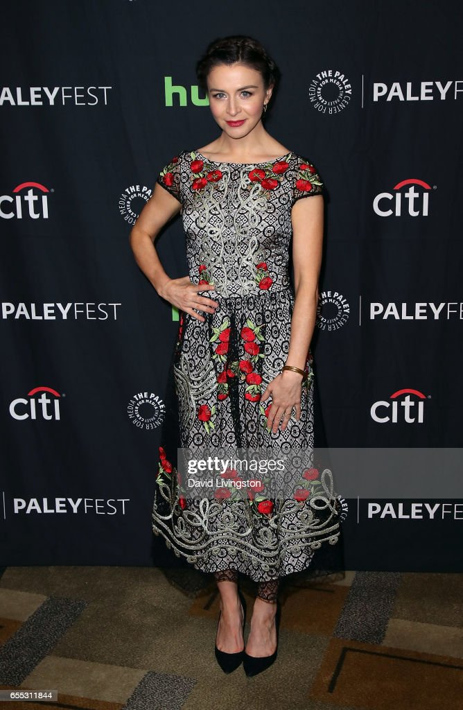 """The Paley Center For Media's 34th Annual PaleyFest Los Angeles - """"Grey's Anatomy"""" - Arrivals"""