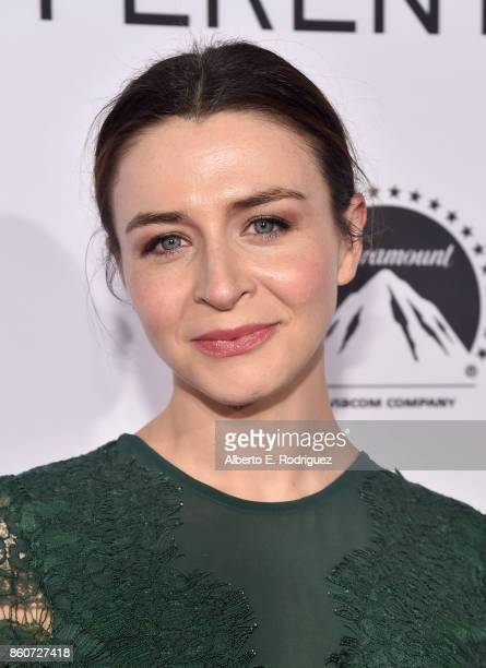 Actress Caterina Scorsone attends the premiere of Paramount Pictures and Pure Film Entertainment's 'Same Kind Of Different As Me' at Westwood Village...