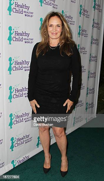 Actress Catherine Bach attends the Mom On A Mission's 5th Annual Awards Gala on November 6 2013 in Pacific Palisades California