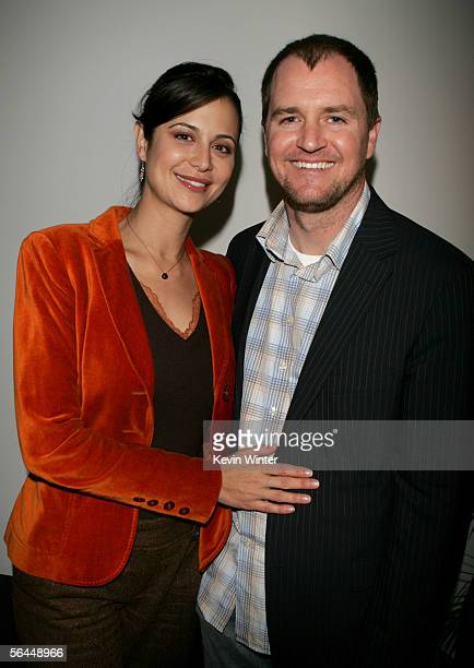 Actress Catherine Bell and husband Adam Beason attend the Church of Scientology's Citizens Commission On Human Rights Psychiatry An Industry of Death...
