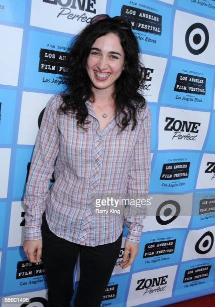 Actress Catherine Black attends 20009 Los Angeles Film Festival Shorts Program 1 held at the Majestic Crest Theatre on June 20, 2009 in Los Angeles,...