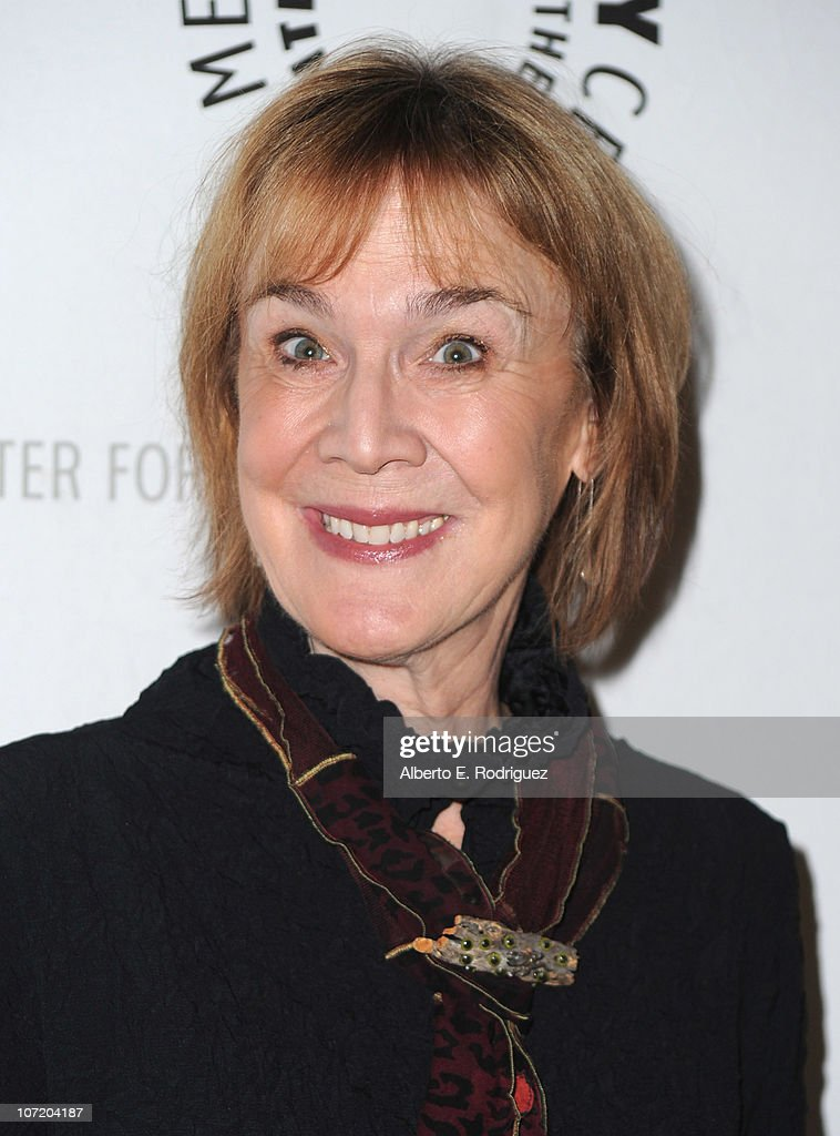 Actress Catherine Coulson arrives to The Paley Center For Media's presentation of a 'Psych' And 'Twin Peaks' Reunion on November 29, 2010 in Beverly Hills, California.
