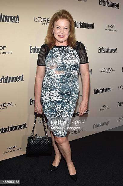 Actress Catherine Curtin attends the 2015 Entertainment Weekly Pre-Emmy Party at Fig & Olive Melrose Place on September 18, 2015 in West Hollywood,...