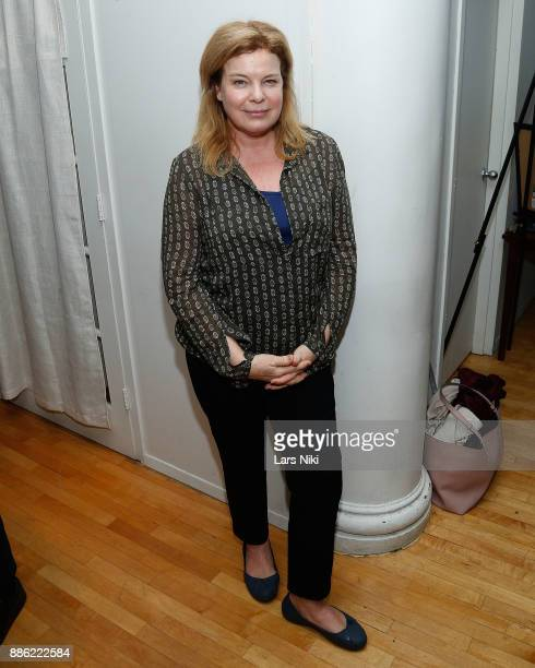 Actress Catherine Curtin attends The Hamptons International Film Festival's Screenplay Reading of Mickey and the Bear at The Actors Company Theater...
