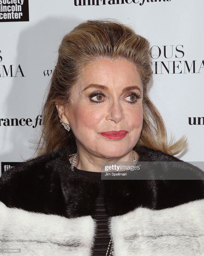 """2014 Rendez-Vous With French Cinema Opening Night Premiere Of """"On My Way"""" : News Photo"""