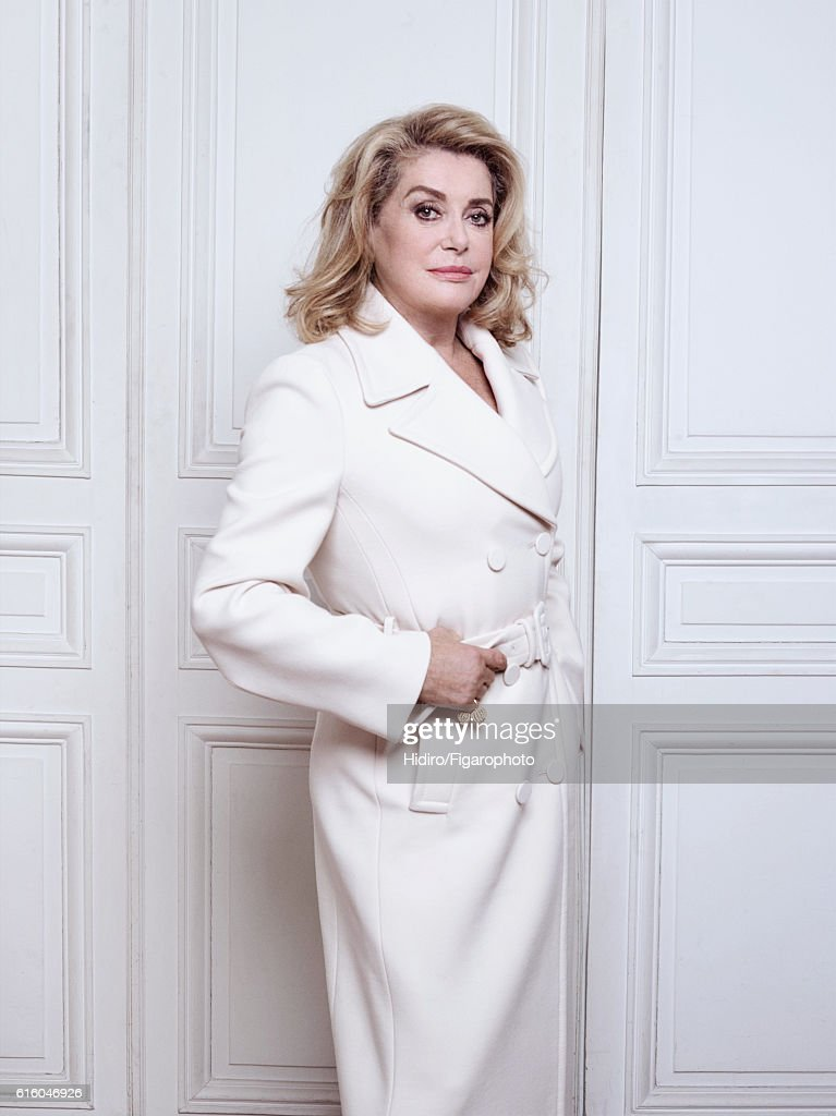 Catherine Deneuve, Madame Figaro, October 7, 2015