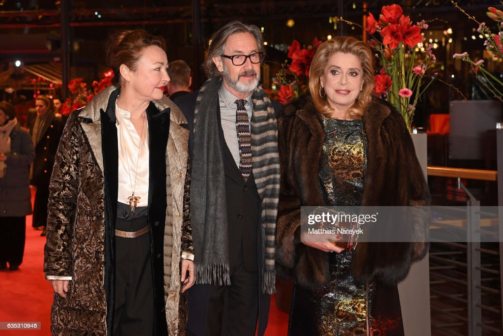 'The Midwife' Premiere - 67th Berlinale International Film Festival