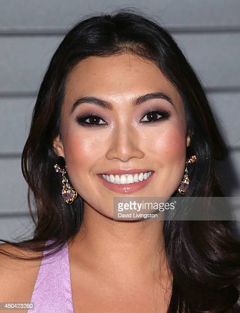 Actress Catherine Haena Kim attends the Maxim Hot 100 event at the Pacific Design Center on June 10 2014 in West Hollywood California