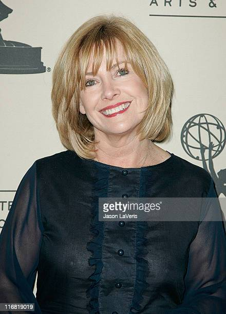 Actress Catherine Hicks attends A Mother's Day Salute to TV Moms at the Academy of Television Arts Sciences on May 6 2008 in North Hollywood...