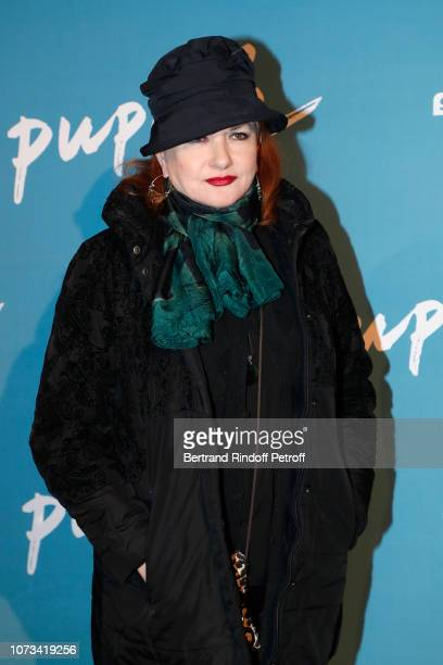 Actress Catherine Jacob attends the Pupille Premiere at Cinema Pathe Beaugrenelle on November 27 2018 in Paris France