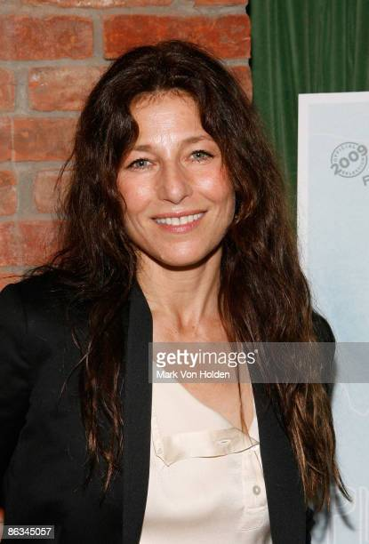 Actress Catherine Keener attends the Playground screening gala at The Bowery Hotel on May 1 2009 in New York City