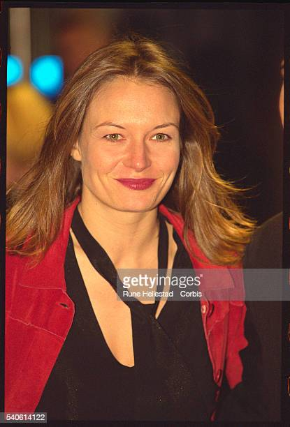 Actress Catherine McCormack at the Premiere of Born Romantic