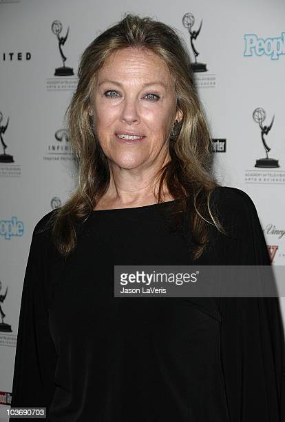 Actress Catherine O'Hara attends the 62nd primetime Emmy Awards performers nominee reception at Pacific Design Center on August 27, 2010 in West...