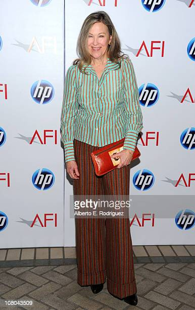 Actress Catherine O'Hara attends the Eleventh Annual AFI Awards at the Four Seasons Hotel on January 14 2011 in Los Angeles California