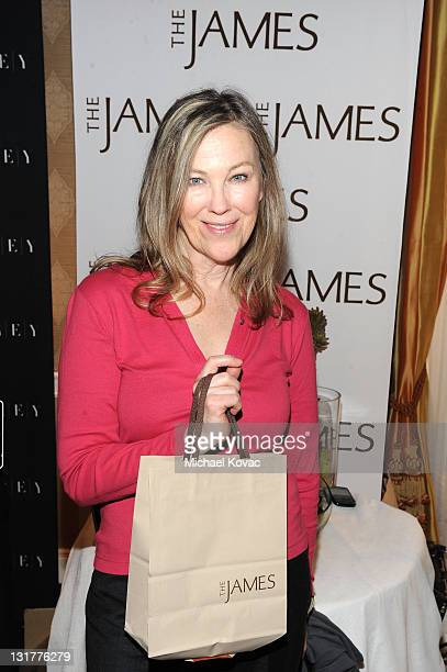 Actress Catherine O'Hara attends the HBO Luxury Lounge in honor of the 68th Annual Golden Globe Awards at The Four Seasons Hotel on January 15 2011...