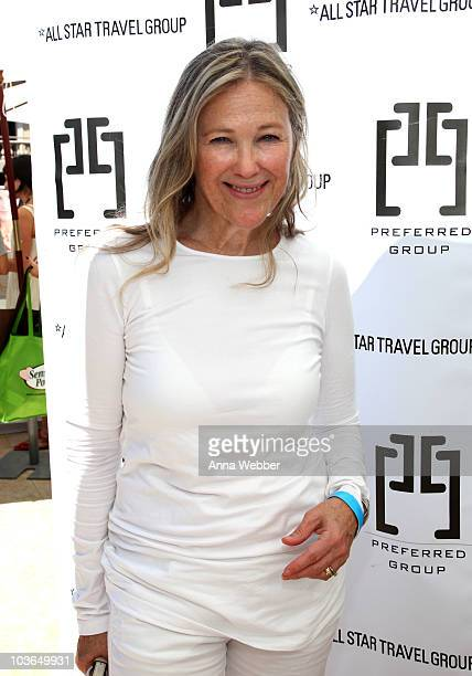 Actress Catherine O'Hara attends the Kari Feinstein Primetime Emmy Awards Style Lounge Day 1 held at Montage Beverly Hills hotel on August 26 2010 in...
