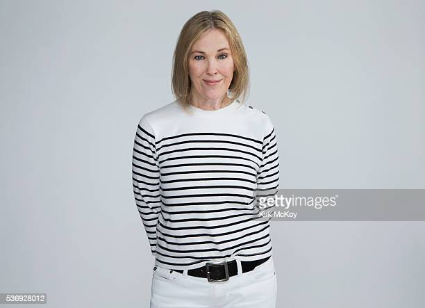 Actress Catherine O'Hara is photographed for Los Angeles Times on May 23 2016 in Los Angeles California PUBLISHED IMAGE CREDIT MUST READ Kirk...