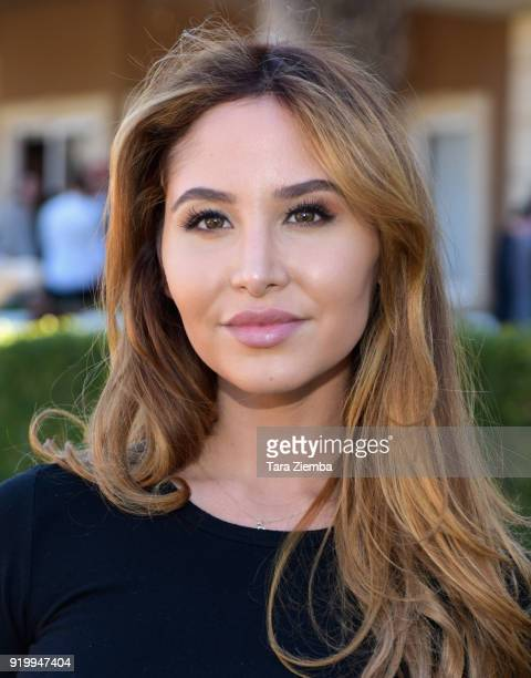 Actress Catherine Paiz attends ChaCha The Wave And Jamie Foxx Foundation's 1st Annual Charity Celebrity Basketball Game at Private Residence on...