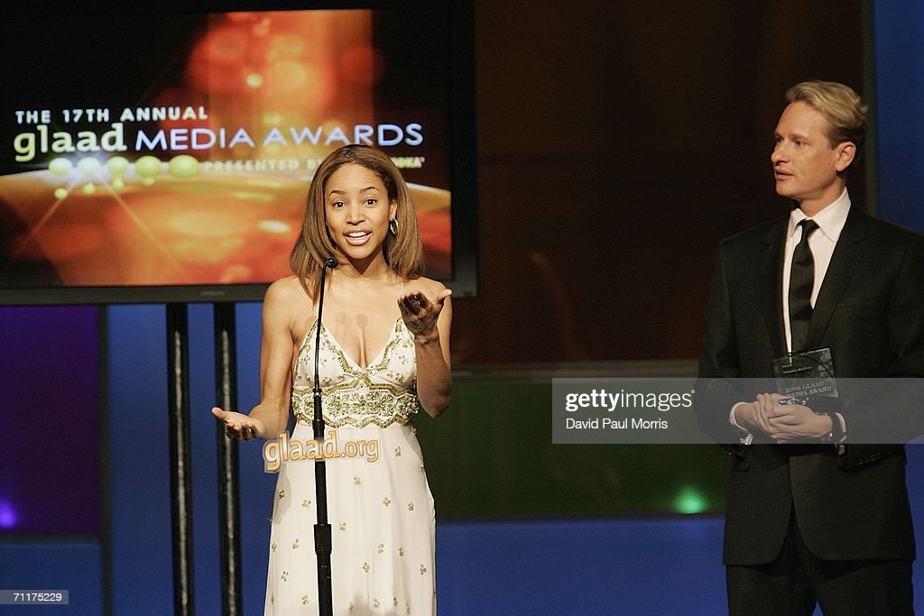 17th Annual GLAAD Media Awards - Arrivals : News Photo