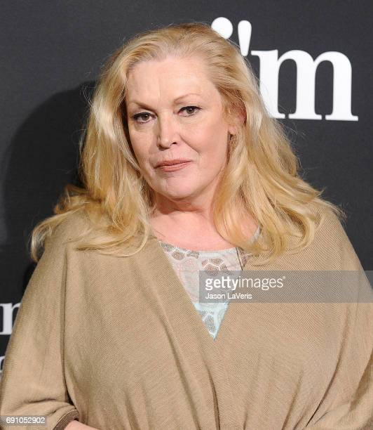 Actress Cathy Moriarty attends the premiere of I'm Dying Up Here at DGA Theater on May 31 2017 in Los Angeles California