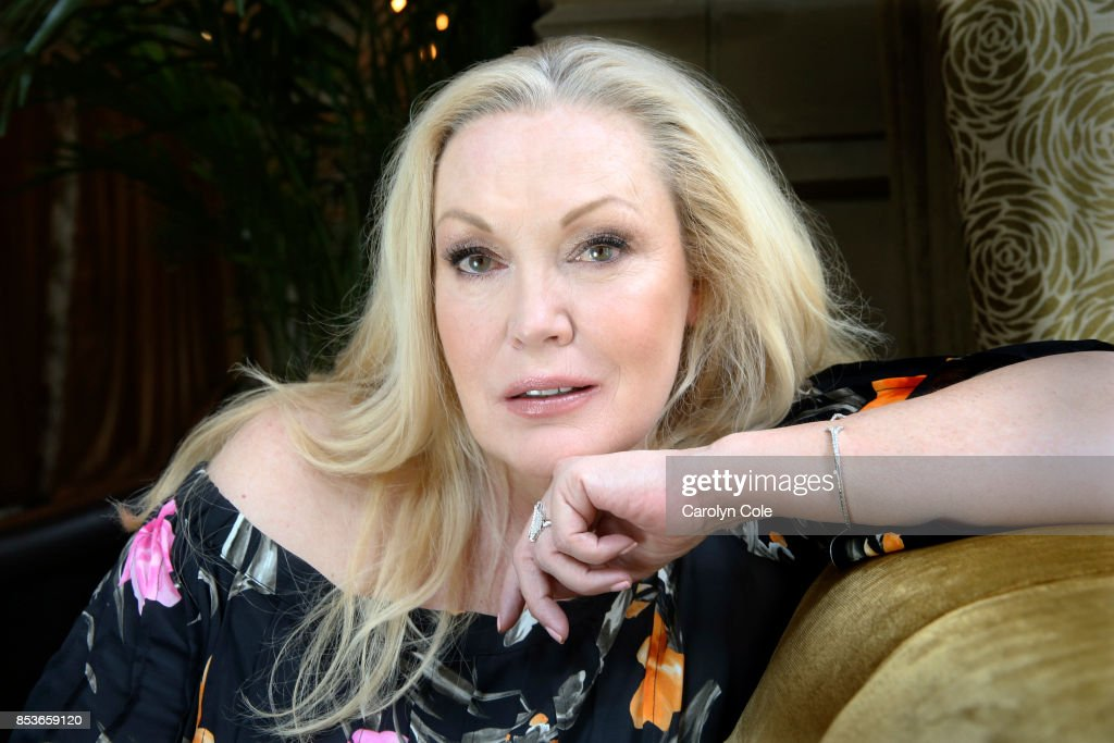 Actress Cathy Moriarty is photographed for Los Angeles Times on July 25, 2017 in New York City. PUBLISHED IMAGE.