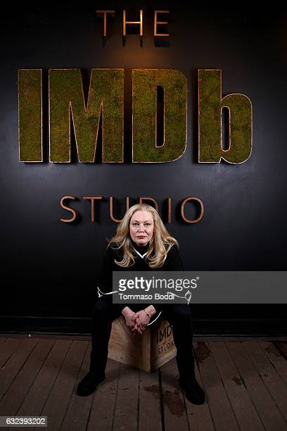Actress Cathy Moriarty of Patti Cake$ attends The IMDb Studio featuring the Filmmaker Discovery Lounge presented by Amazon Video Direct Day Three...