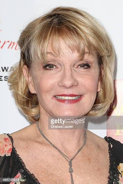 Actress Cathy Rigby arrives at the 3rd annual Jerry Herman Awards at the Pantages Theatre on June 1 2014 in Hollywood California