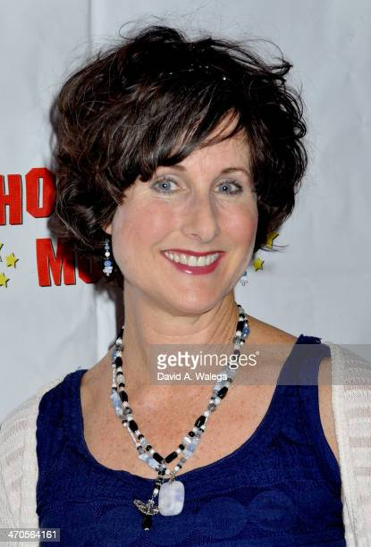 Actress Cathy Silver attends the opening of the Celebration Of Entertainment Awards Special Exhibit at The Hollywood Museum on February 19 2014 in...
