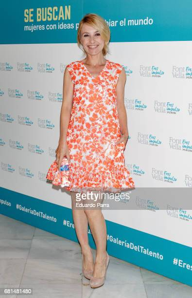 Actress Cayetana Guillen Cuervo attends the 'Eres Impulso' photocall at La Casa de las Alhajas on May 10 2017 in Madrid Spain
