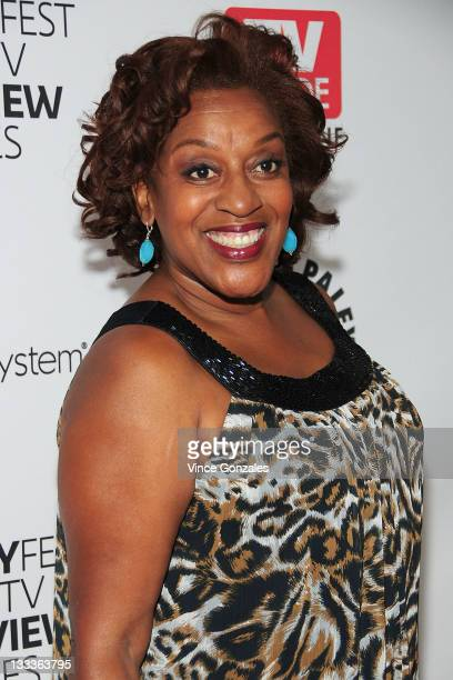 Actress CCH Pounder arrives at The Paley Center for Media on September 9 2009 in Beverly Hills California PaleyFest Fall TV Preview Parties Presented...