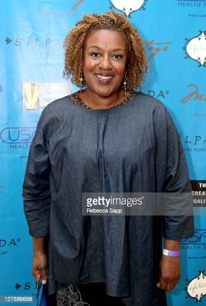 Actress CCH Pounder attends Kari Feinstein's Academy Awards Style Lounge at Montage Beverly Hills on February 25 2011 in Beverly Hills California