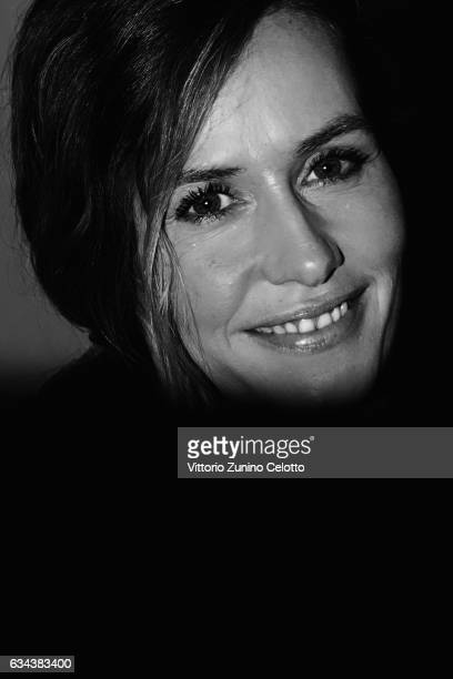 Actress Cécile de France attends the 'Django' photo call during the 67th Berlinale International Film Festival Berlin at Grand Hyatt Hotel on...