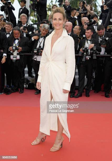 Actress Cecile de France attends the screening of Everybody Knows and the opening gala during the 71st annual Cannes Film Festival at Palais des...
