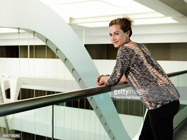 Actress Cecile de France is photographed for Self Assignment in New York City