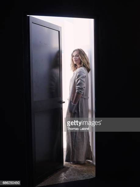 Actress Cecile de France is photographed for Self Assignment on May 20 2017 in Cannes France