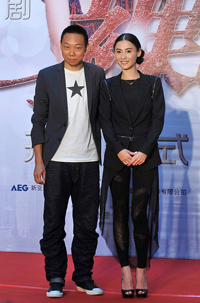 Cecilia Cheung Attends Press Conference In Beijing Photos -4091