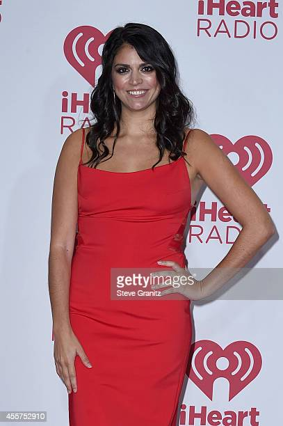 Actress Cecily Strong attends night 1 of the 2014 iHeartRadio Music Festival at MGM Grand Garden Arena on September 19 2014 in Las Vegas Nevada