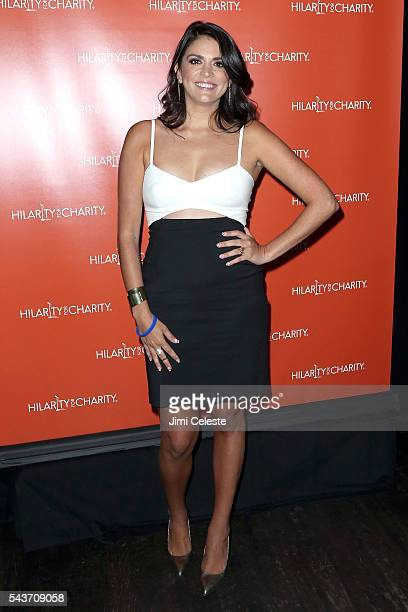 Actress Cecily Strong attends Seth and Lauren Rogen's Hilarity for Charity Comes to New York at Highline Ballroom on June 29 2016 in New York City