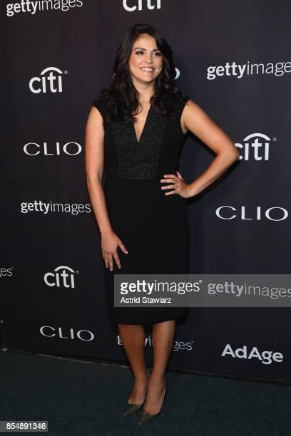Actress Cecily Strong attends the 2017 Clio Awards at Lincoln Center on September 27 2017 in New York City