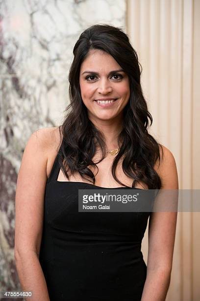 Actress Cecily Strong attends the Hospital For Special Surgery 32nd annual tribute dinner at The Waldorf=Astoria on June 1 2015 in New York City