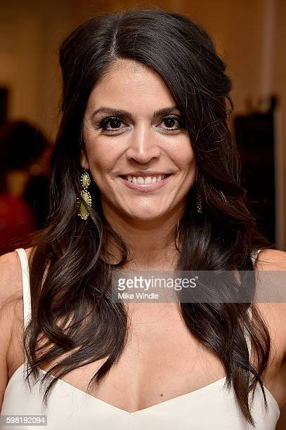 Actress Cecily Strong attends the premiere of Vertical Entertainment's 'Other People' at The London West Hollywood on August 31 2016 in West...